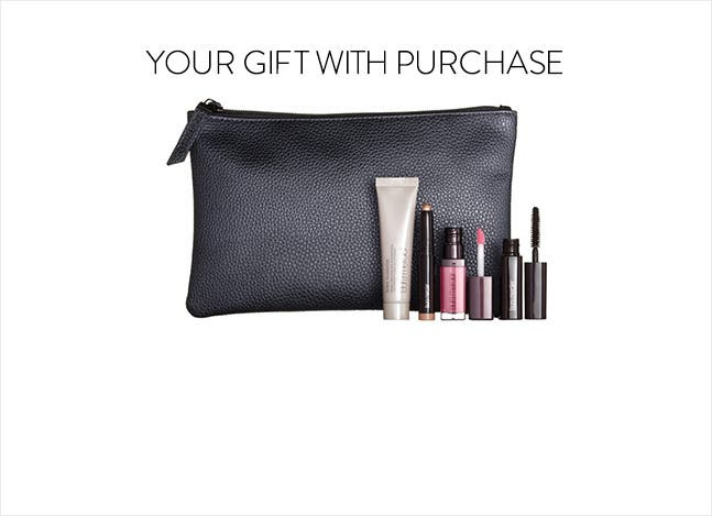 Laura Mercier gift with purchase.