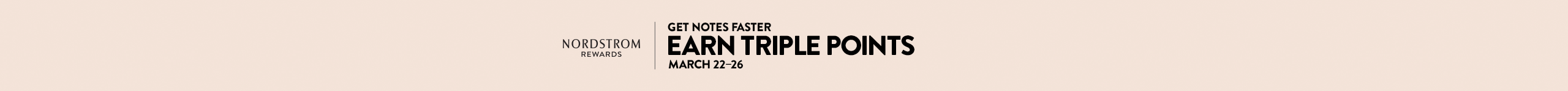 Earn Triple Points. Learn more.