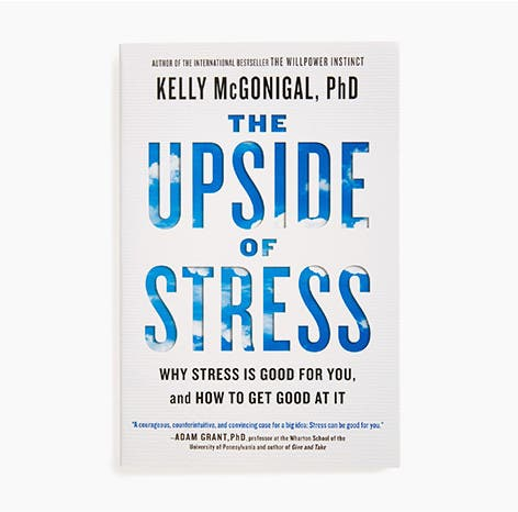 The Upside of Stress book