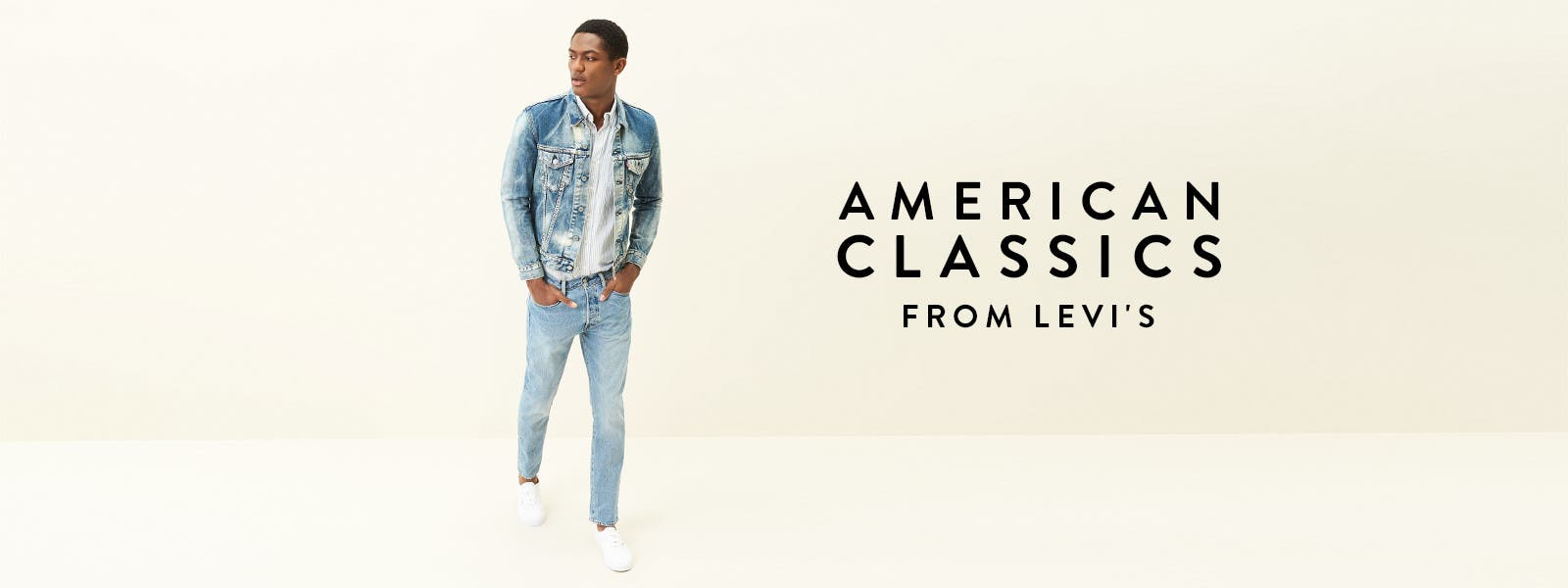 American classics from Levi's.
