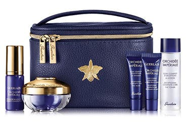 Receive a free 6-piece bonus gift with your $400 Guerlain purchase