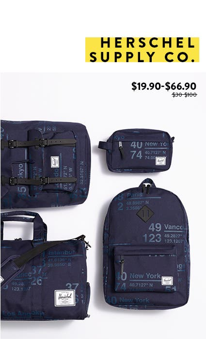 Anniversary Sale: Save on backpacks and accessories for men.