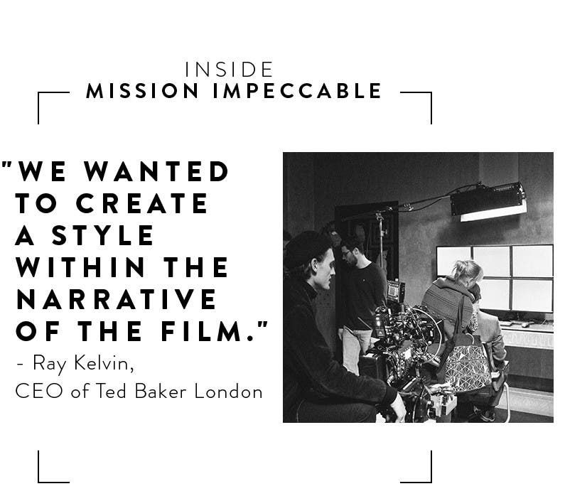The Making of Mission Impeccable.