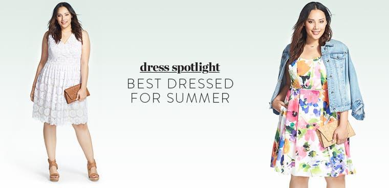 Dress Spotlight: Best dressed for summer.