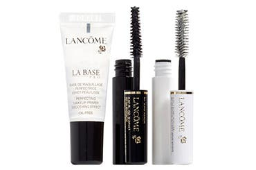Receive a free 3-piece bonus gift with your $50 Lancôme purchase
