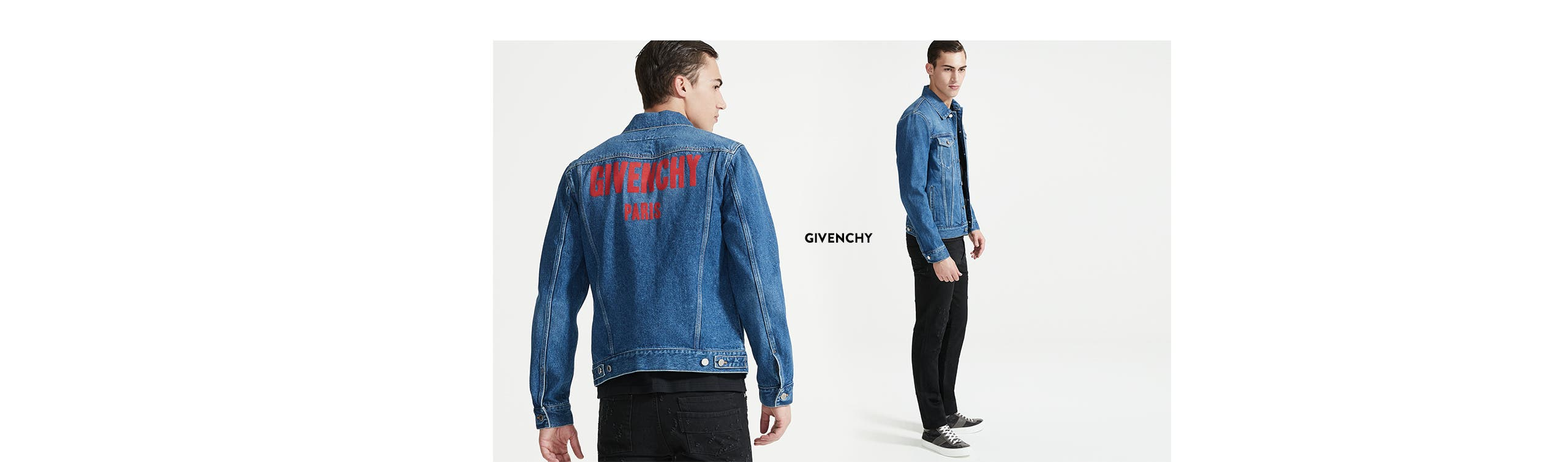 Givenchy for men.