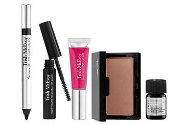 Receive a free 5-piece bonus gift with your $100 Trish McEvoy purchase
