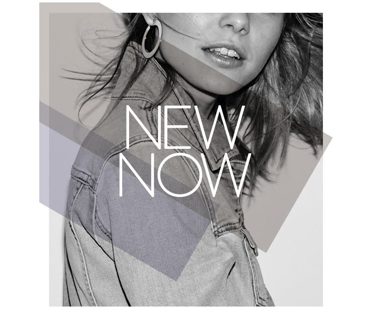 New and now women's clothing arrivals.