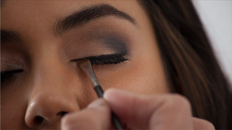 The smoky eye perfected.