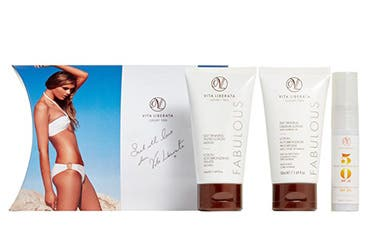Receive a free 3-piece bonus gift with your $50 VITA LIBERATA purchase