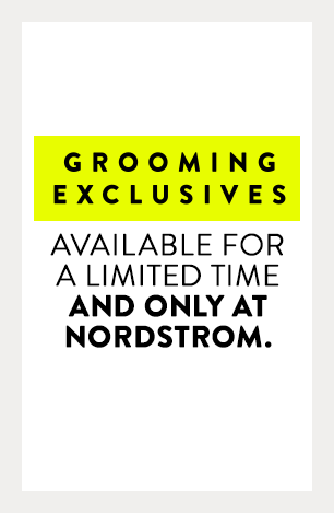 Anniversary Sale Grooming Exclusives.