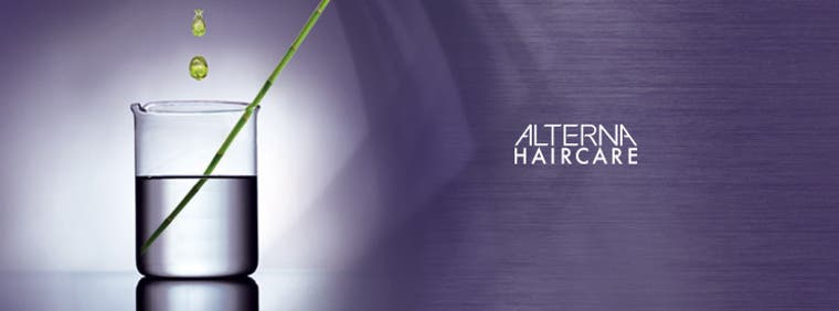 Alterna Haircare.