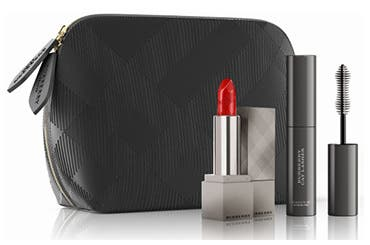 Burberry Beauty gift with purchase.