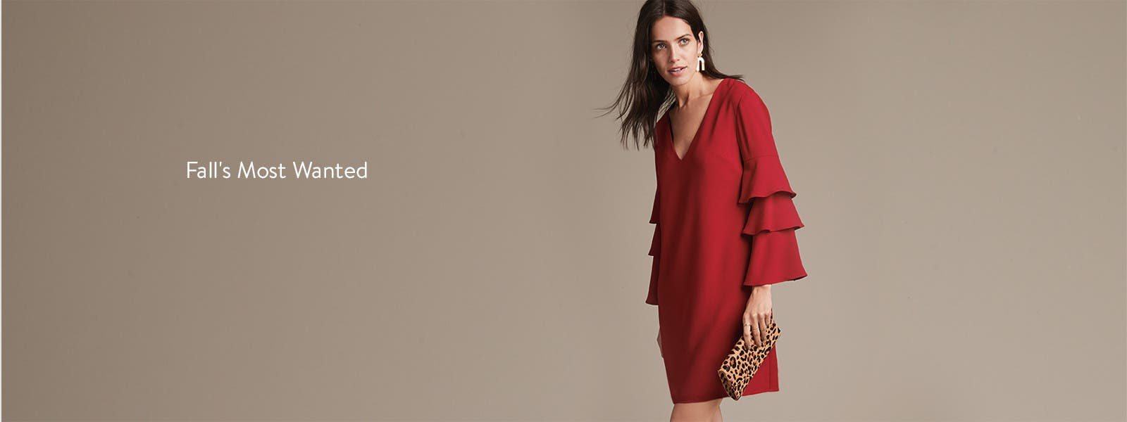 Fall's most-wanted dresses.