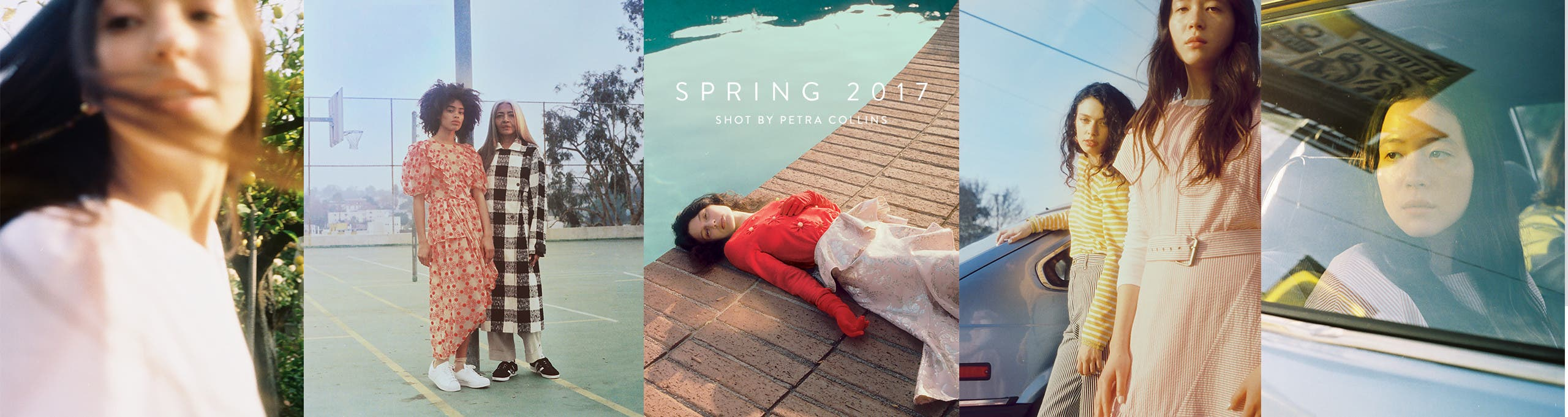Spring 2017. Shot by Petra Collins.