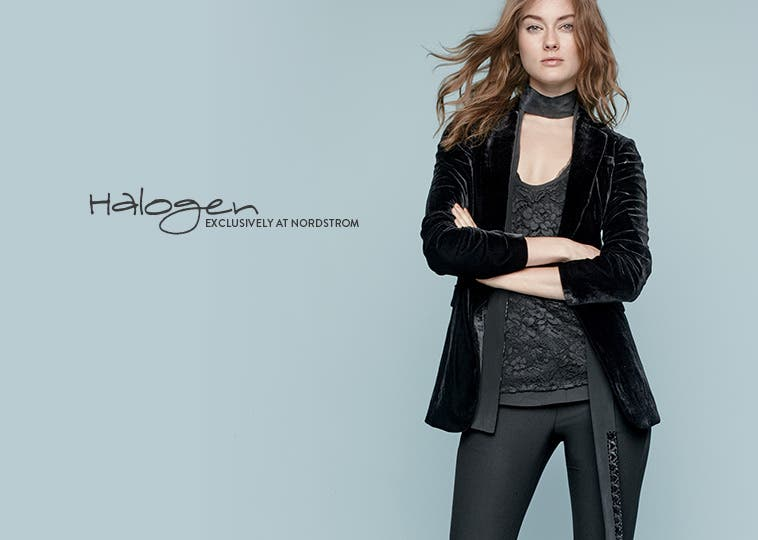 Halogen women's clothing, shoes and accessories. Available exclusively at Nordstrom.