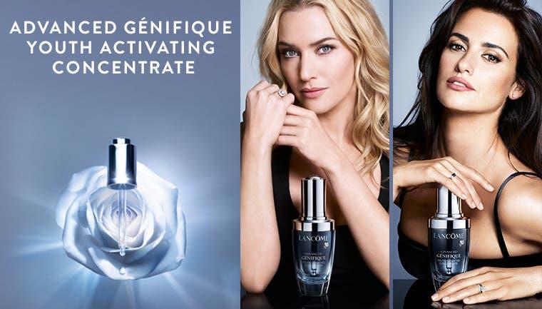 Advanced Génifique Youth Activating Concentrate: a Lancôme serum.