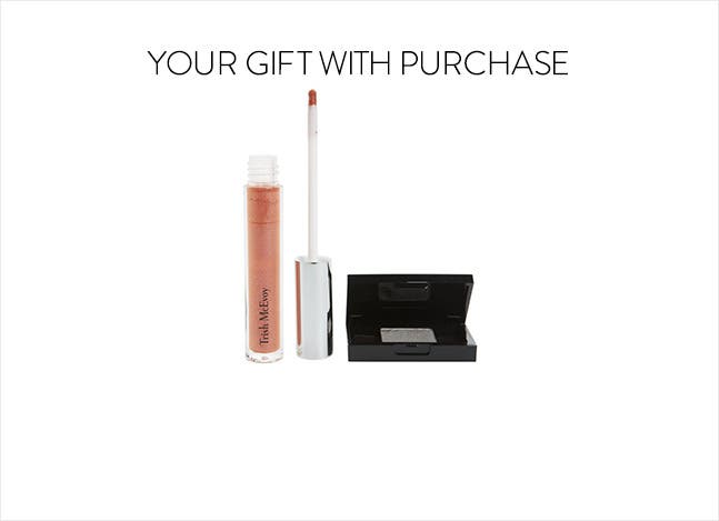 Your Trish McEvoy gift with purchase.