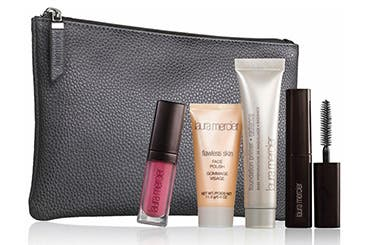 Receive a free 5-piece bonus gift with your $125 Laura Mercier purchase