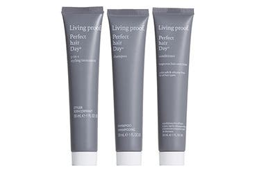 Receive a free 3-piece bonus gift with your $32 Living Proof purchase