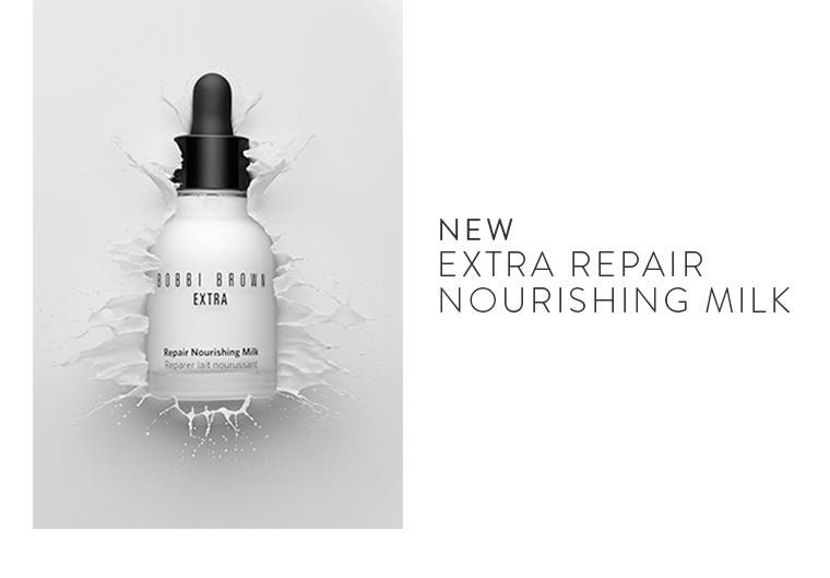 New Extra Repair Nourishing Milk.
