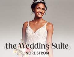 The Wedding Suite at Nordstrom.