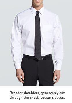 uk style dot dress shirt 18