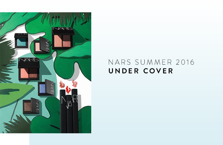 NARS Summer 2016: Under Cover.