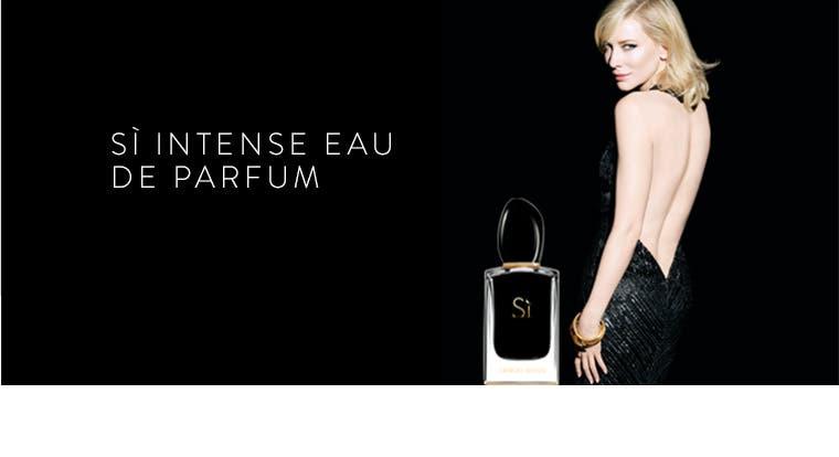 Sì Intense Eau de Parfum.