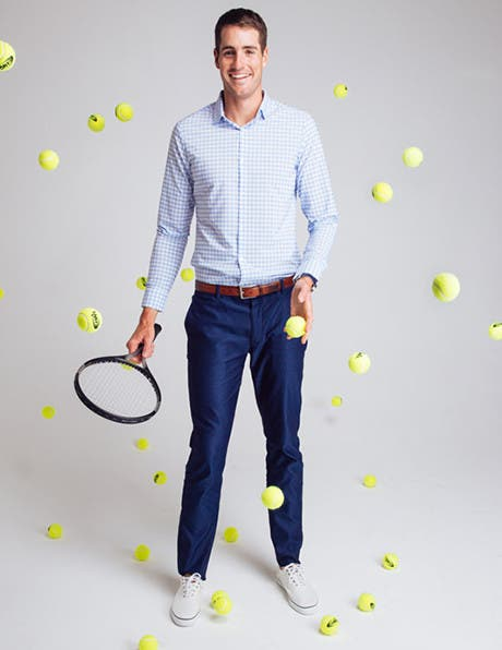 Pro Athletes Vouch for Mizzen+Main