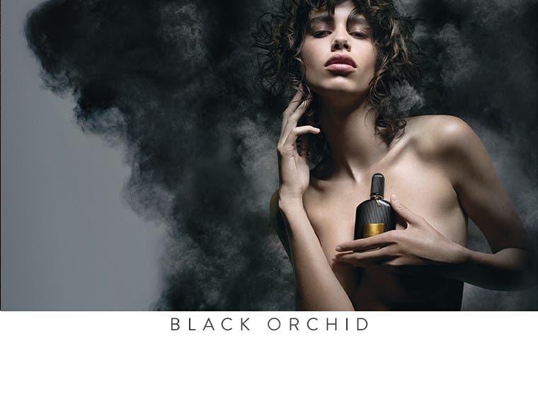 Black Orchid.