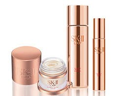 SK-II luxury Pitera collection.