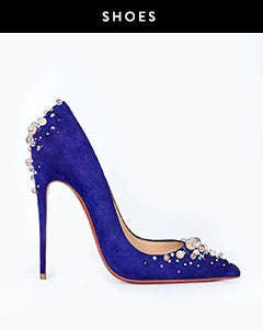 Christian Louboutin Blue