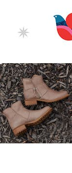Comfort boots.
