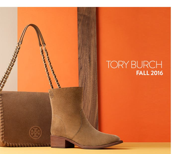 Tory Burch: the fall 2016 women's collection.