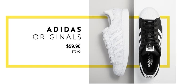 Anniversary Sale: Save on sneakers from adidas and more.