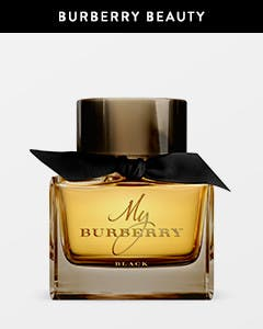 Burberry beauty and fragrance.