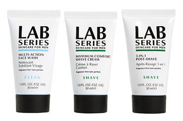 Lab Series Skincare for Men gift with purchase.