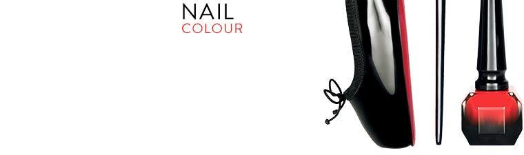 Christian Louboutin Nail Colour.