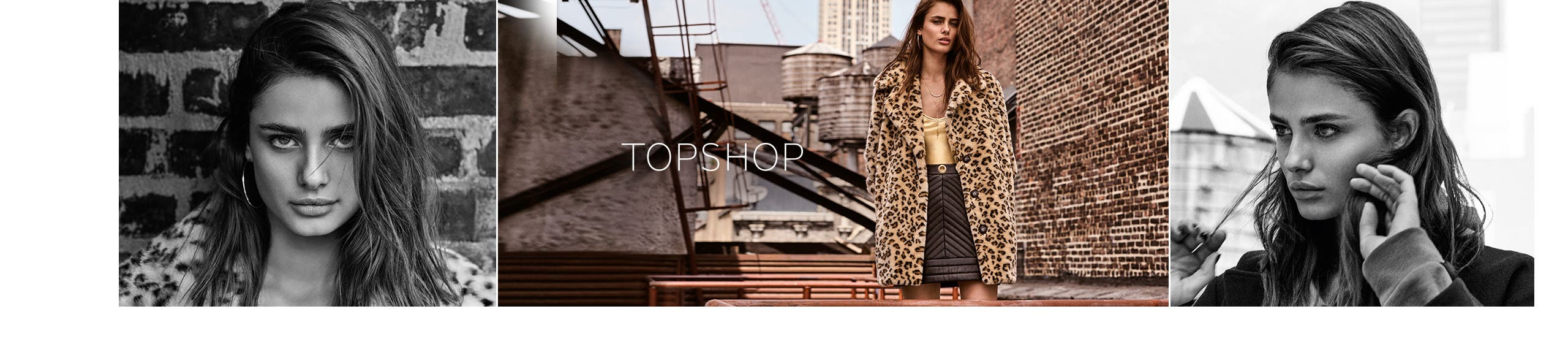 Topshop clothing, shoes and accessories for women.
