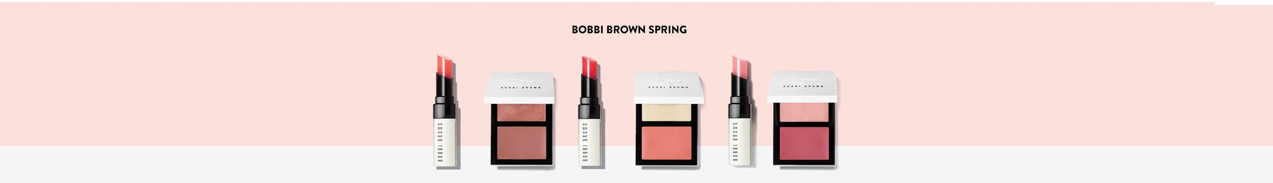 Bobbi Brown Spring.