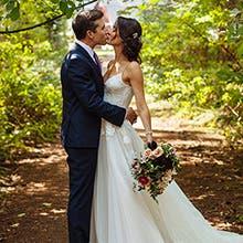 Jenifer & Morgan   Real Weddings