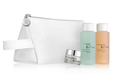 Receive a free 4piece bonus gift with your $350 RéVive purchase