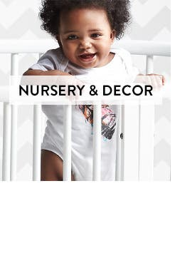 Nursery and decor.