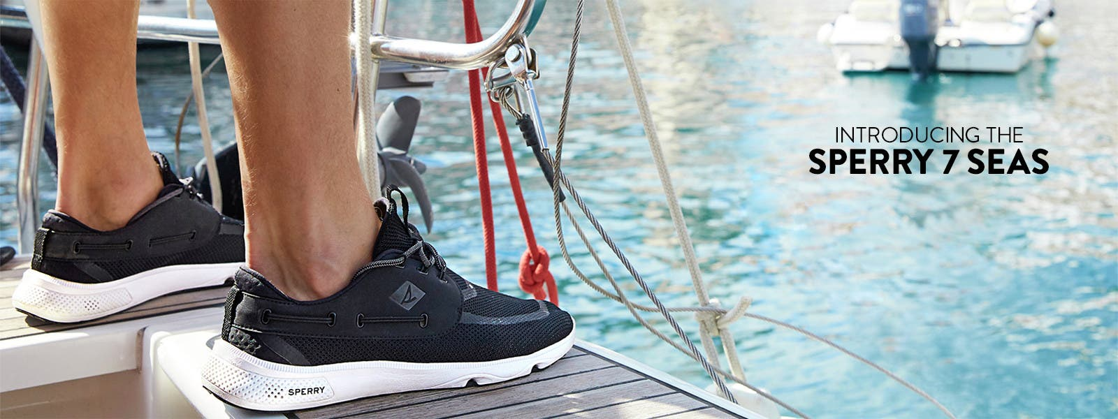 Introducing the Sperry 7 SEAS.