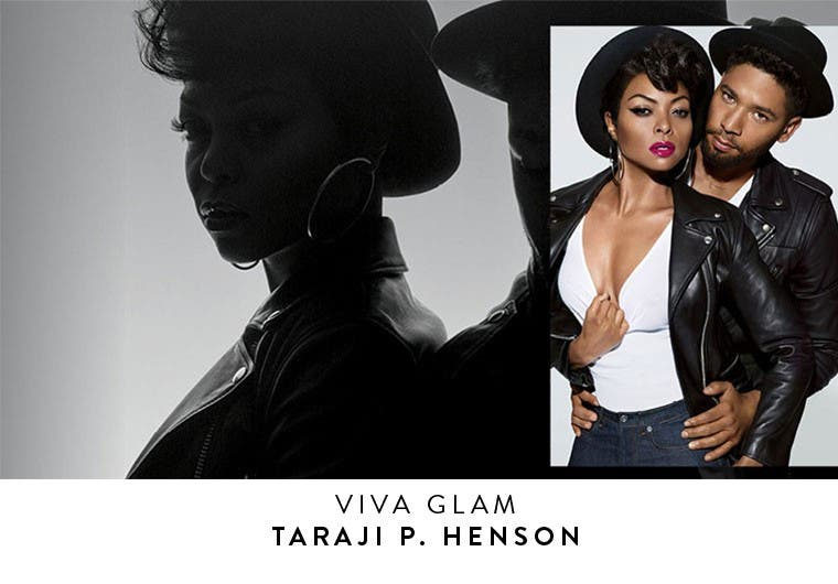Viva Glam Taraji P. Henson