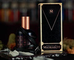 House of Matriarch: Black No. 1 fragrance.