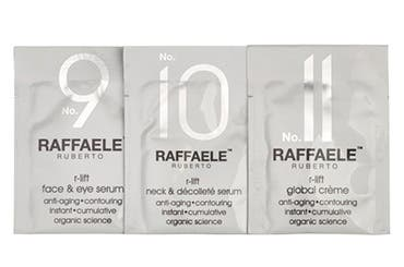 Raffaele Ruberto SKIN gift with purchase.