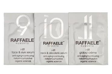 Receive a free 3-piece bonus gift with your $90 Raffaele Ruberto purchase