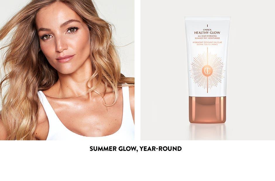 Summer glow, year-round